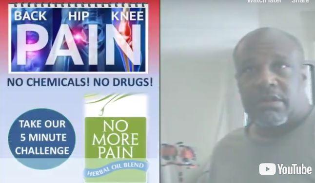 The No More Pain Team – Live Pain Free